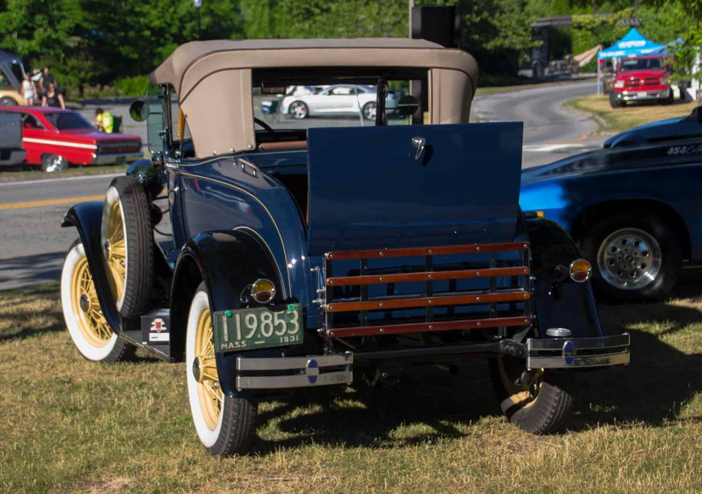 2016 Cars of Summer 31 Ford