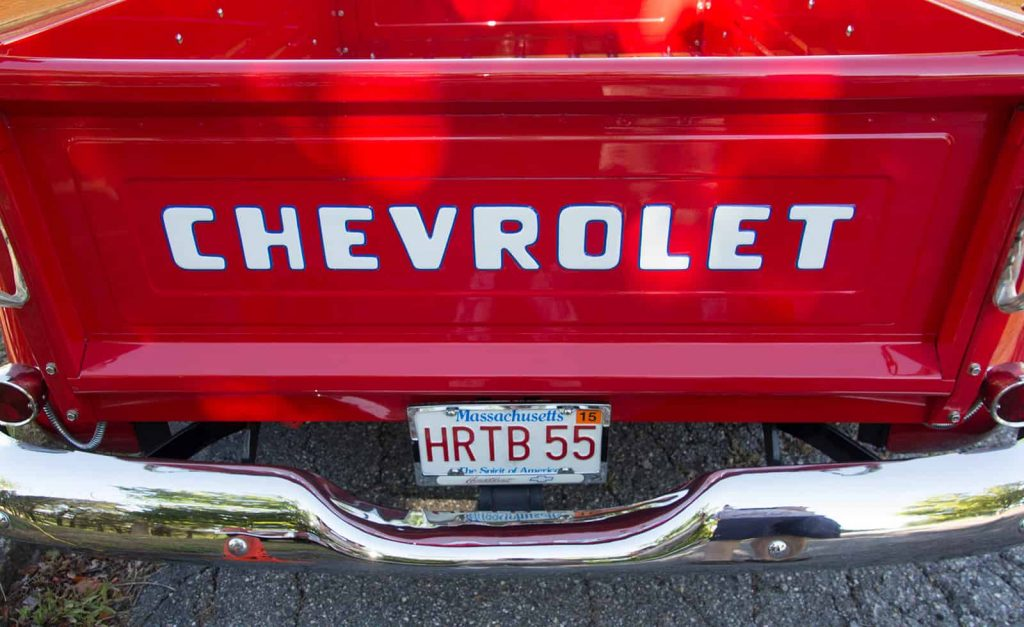 2016 Cars of Summer 55 Chevy Truck