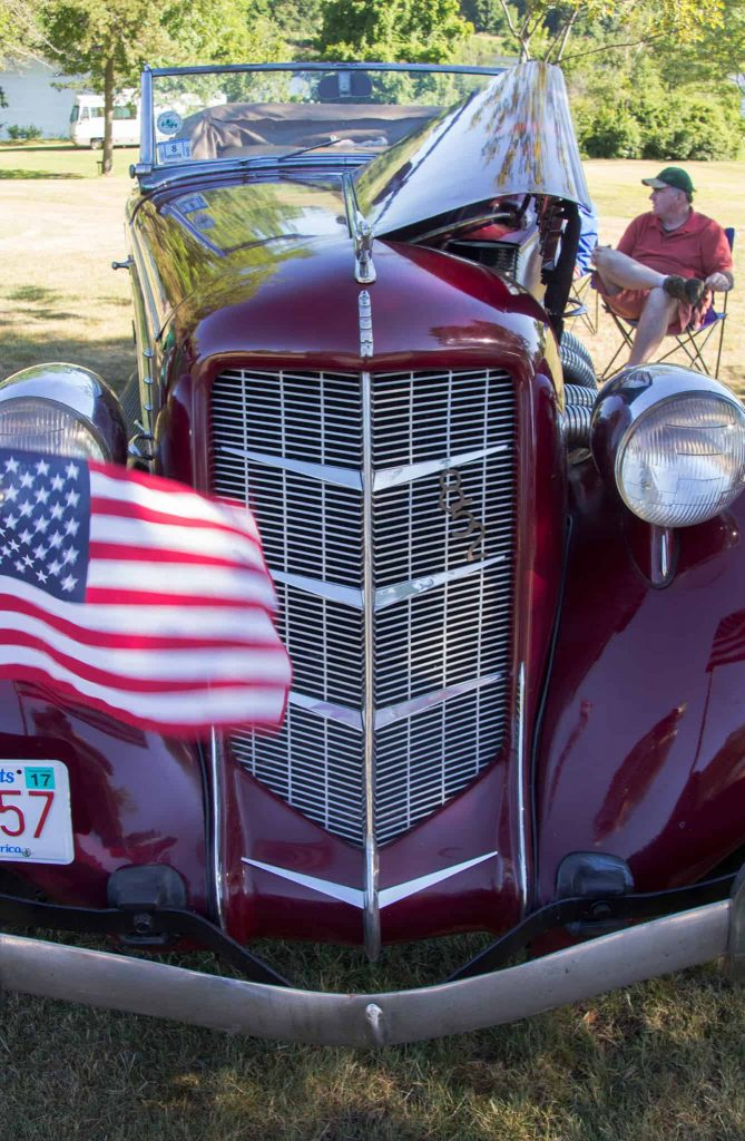 2016 Cars of Summer Auburn Grill