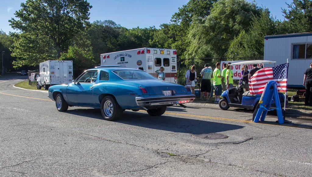 2016 Cars of Summer - Blue1974 Pontiac Grand AM