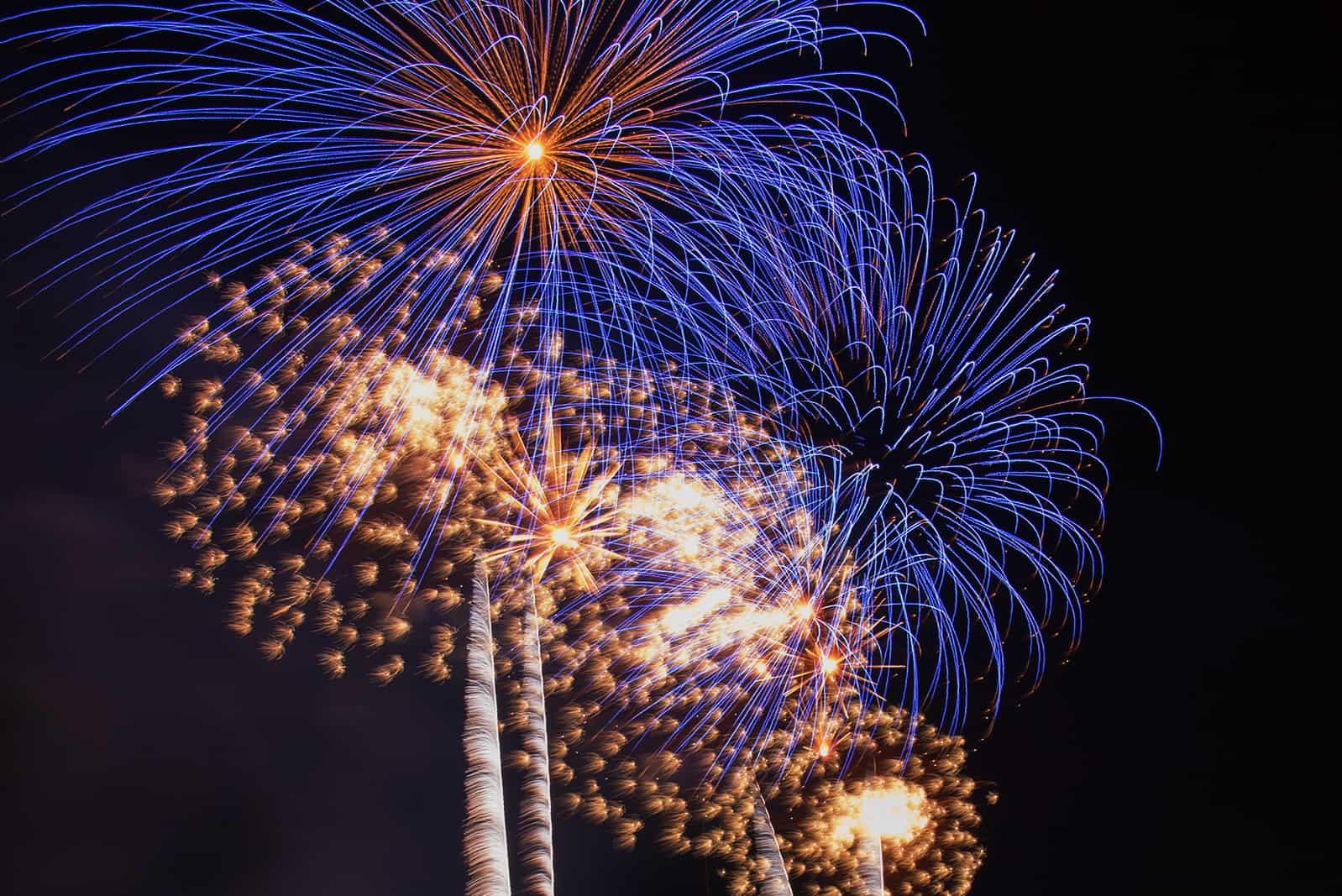 Boston, MIT & Cambridge Virtual Tour: July 4th Version, Fireworks 2016