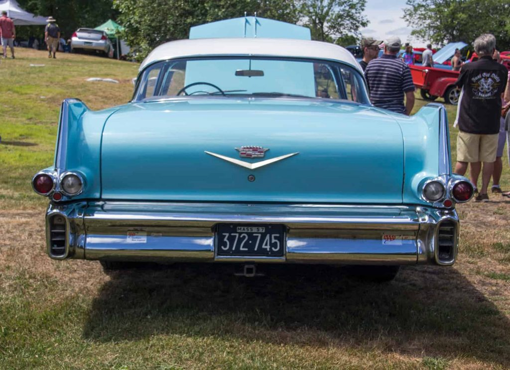 2016 Cars of Summer 57 Baby Blue Caddy