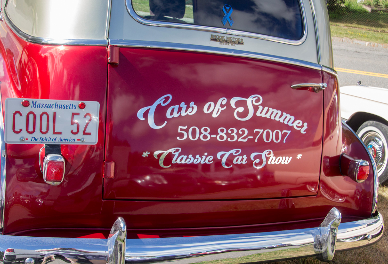2016 Cars of Summer 52 Panel Van in Bright Red
