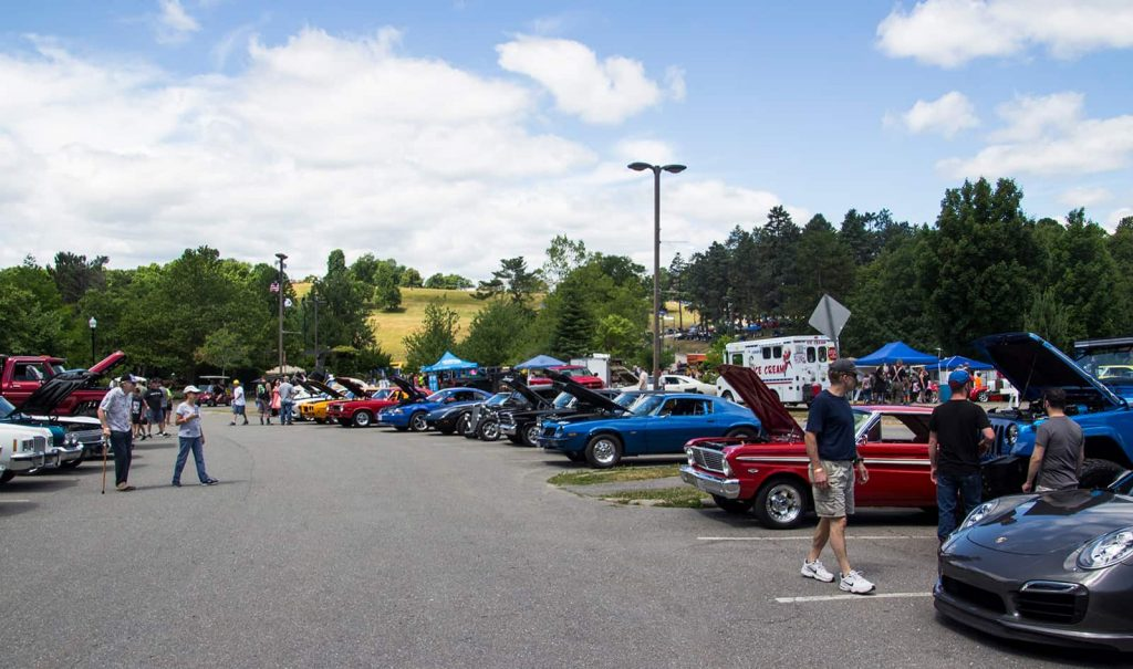 2016 Cars of Summer - Car Show at Green Hill Park in Worcester MA
