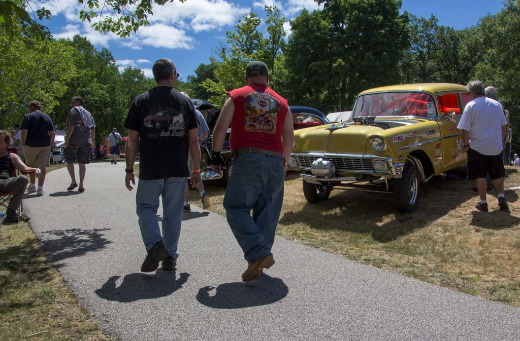 2016 Cars of Summer Car Show in Worcester, Massachusetts