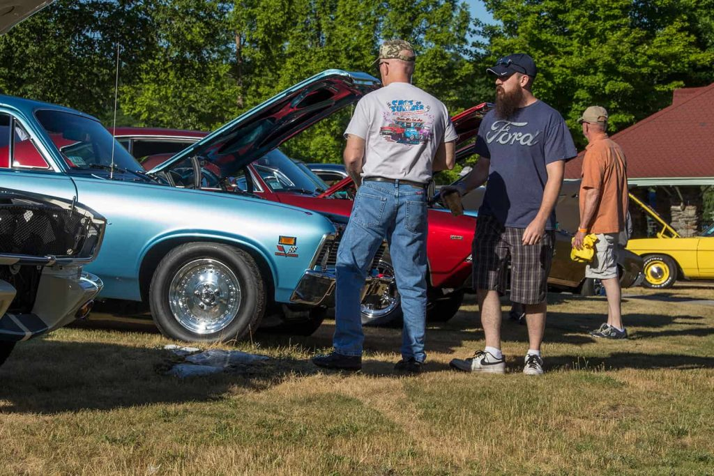 2016 Cars of Summer Chevy & Ford