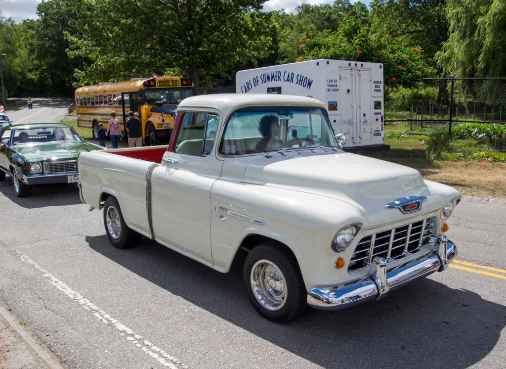 2016 Cars of Summer Old Chevy Truck