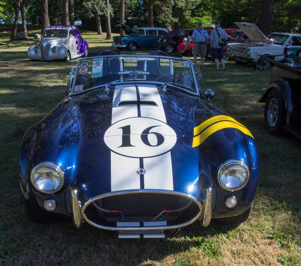 2016 Cars of Summer - Cobra Racing Car #16
