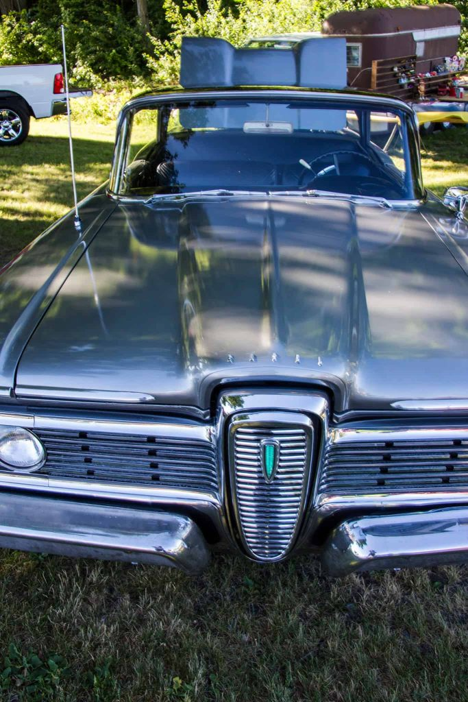 2016 Cars of Summer Edsel Grill