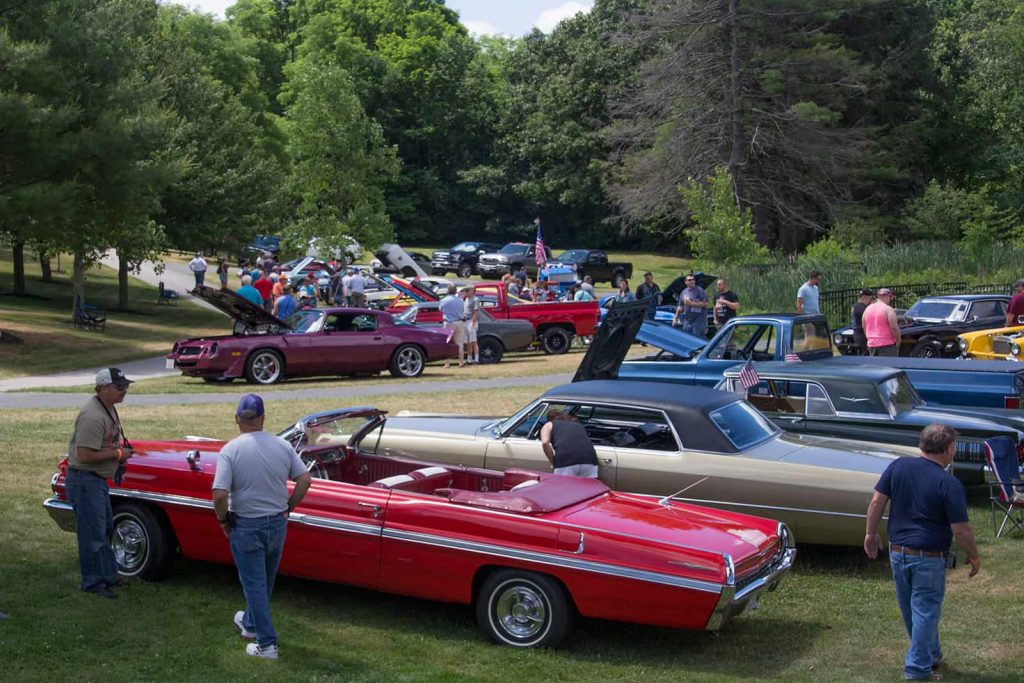 2016 Cars of Summer - Field of Cars Worcester MA July 4th Car Show