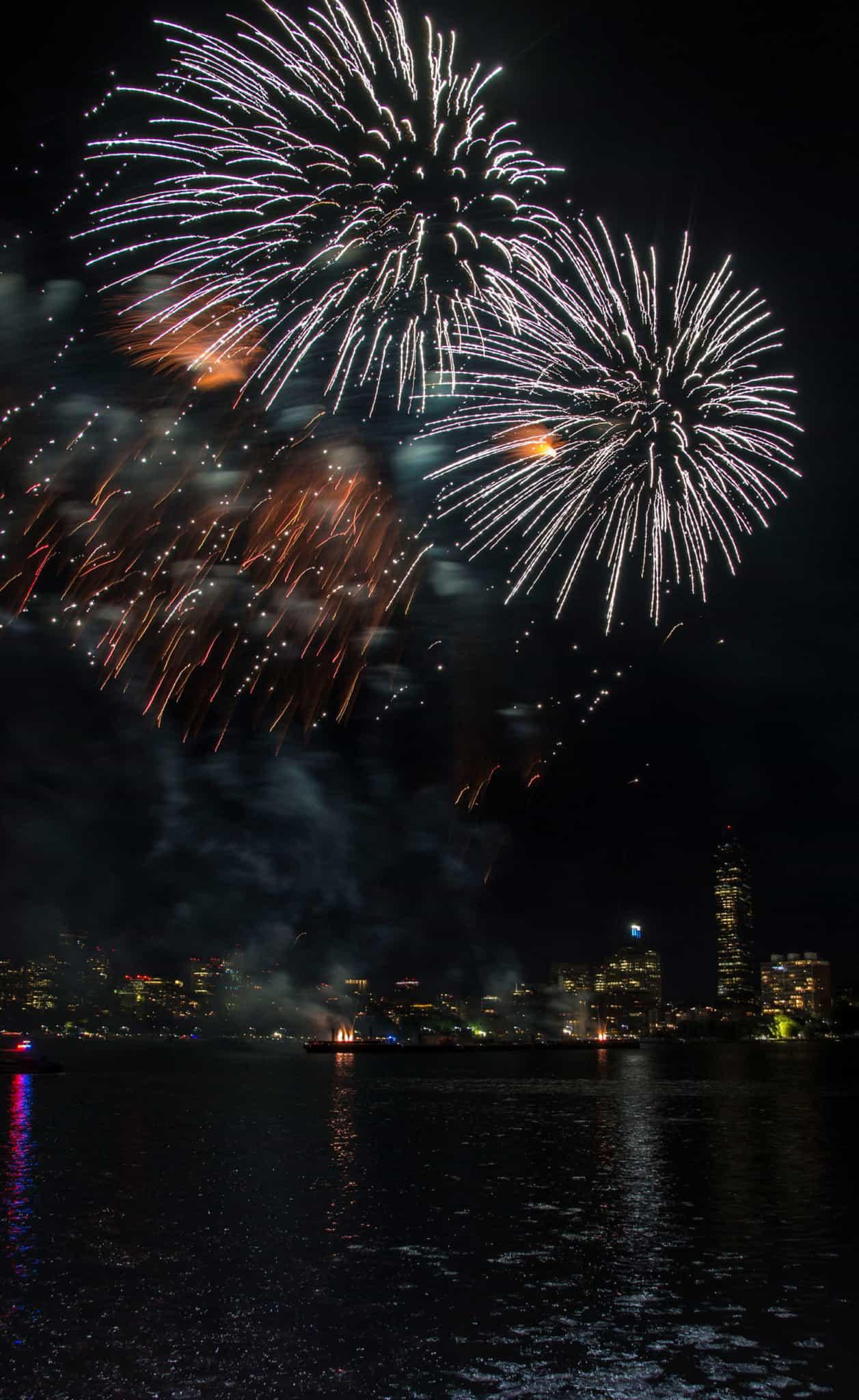 Massachusetts Fireworks - Boston Pops