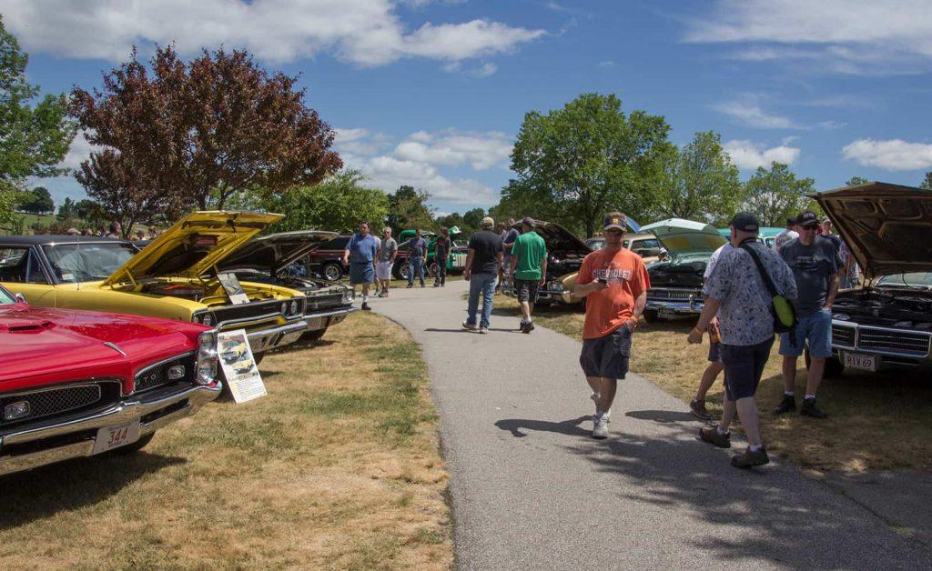 2016 Cars of Summer Car Show - Worcester, Massachusetts Car Show
