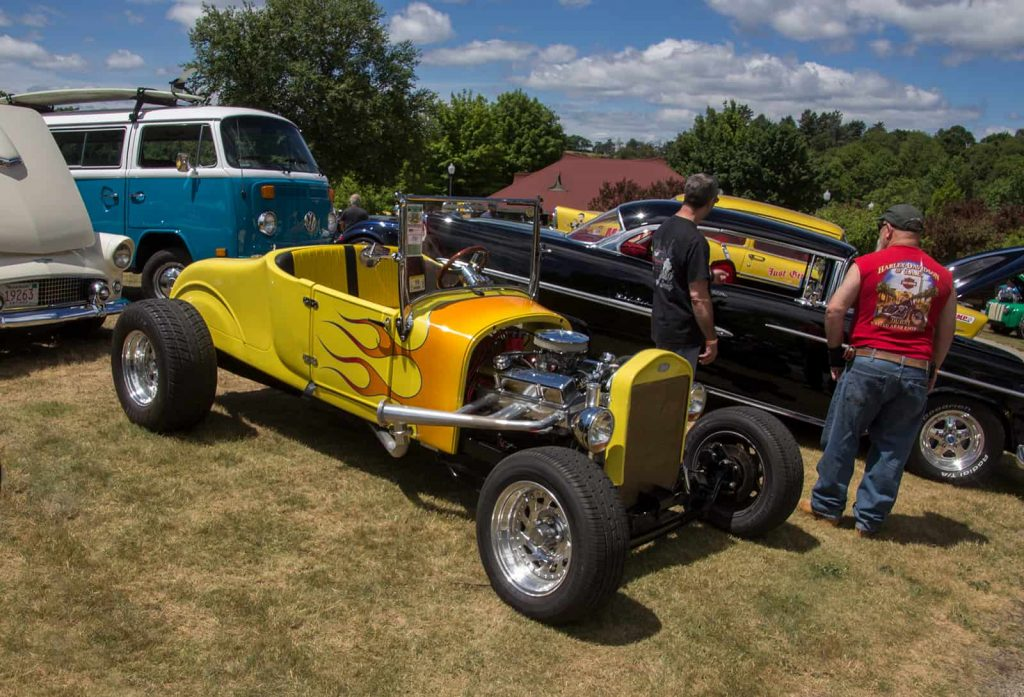 2016 Cars of Summer Hot Rod Ford