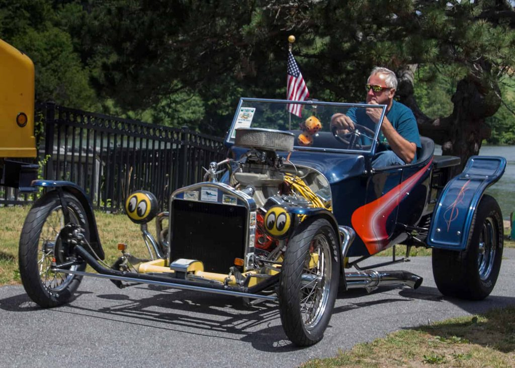 2016 Cars of Summer Hot Rod with Eyes