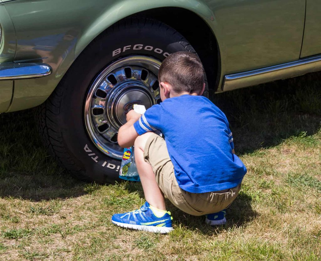 2016 Cars of Summer- Worcester Car Show - I Helped Dad
