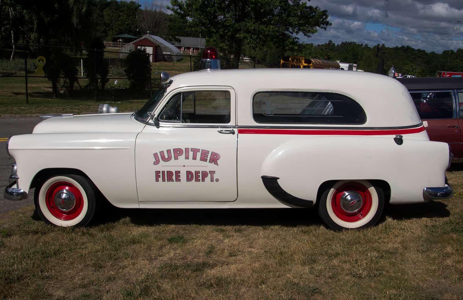 2016 Cars of Summer Jupiter Fire Dept