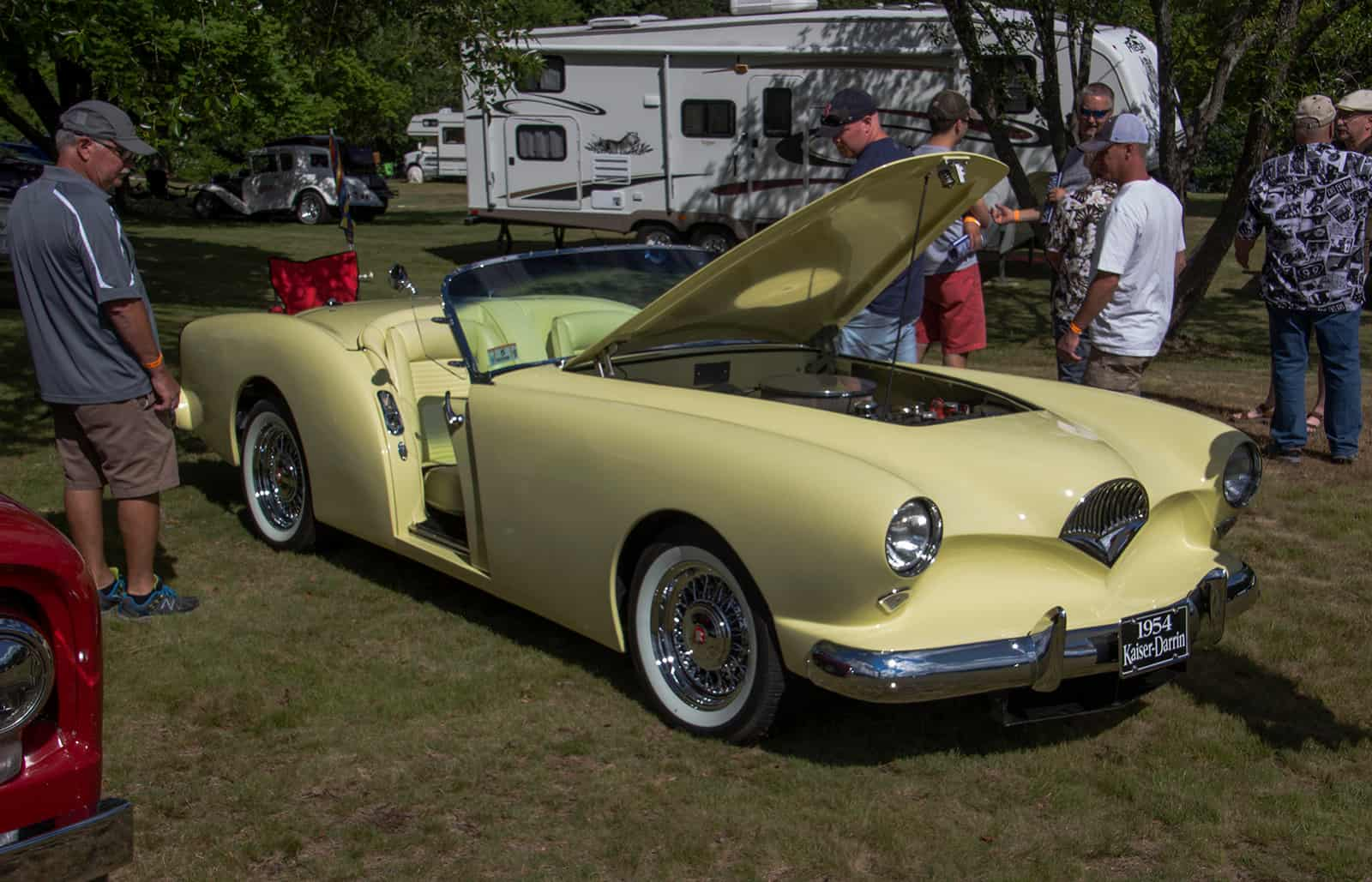 2016 Cars of Summer Vintage