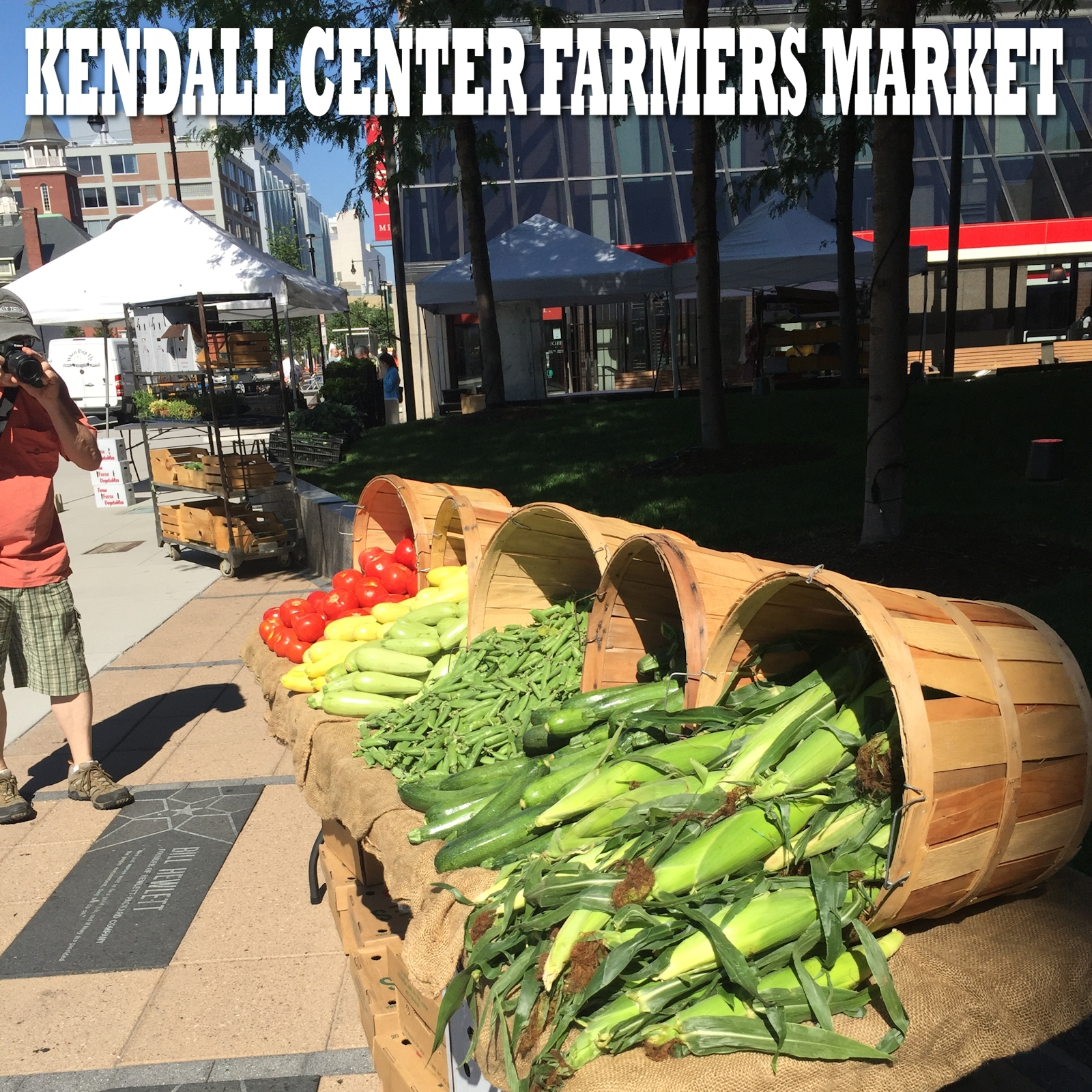 Kendall Center Farmers Market - Cambridge MA - Events Calendar