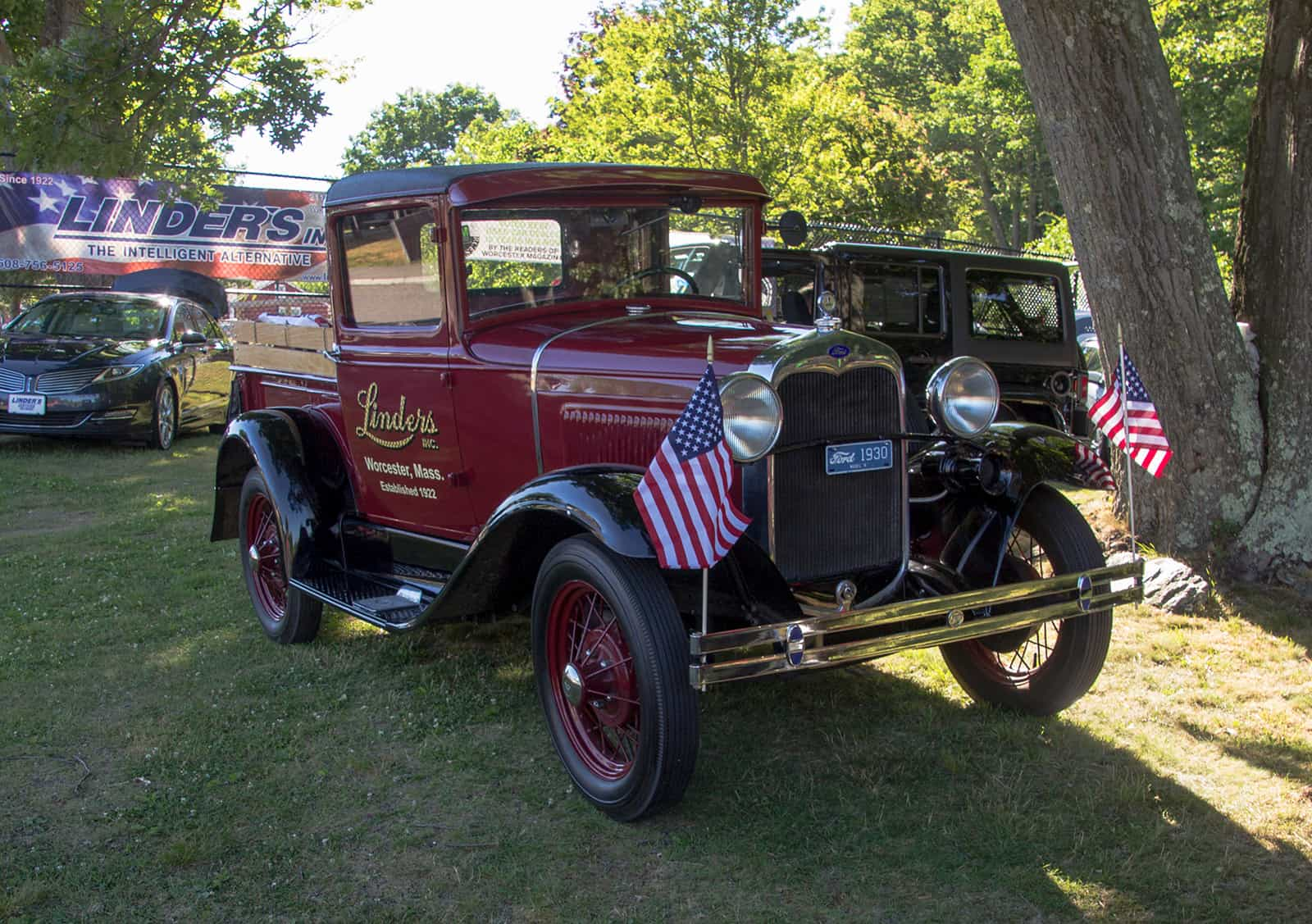 2016 Cars of Summer - Linder's - Worcester MA
