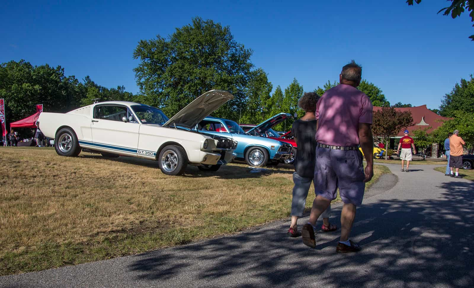 2016 Cars of Summer, Car Show in Worcester