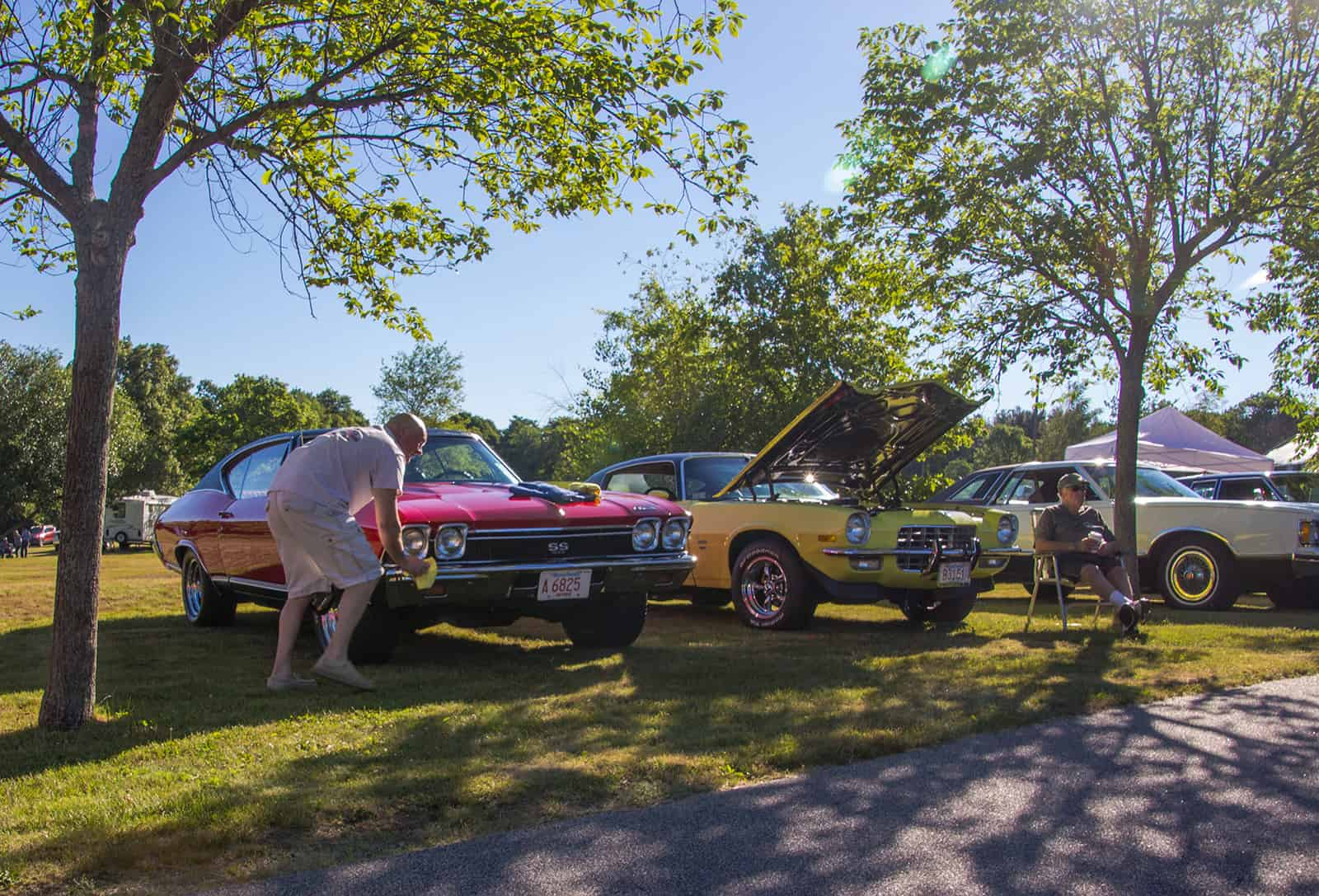 2016 Cars of Summer Car Show, Green Hill Park, Worcester, MA