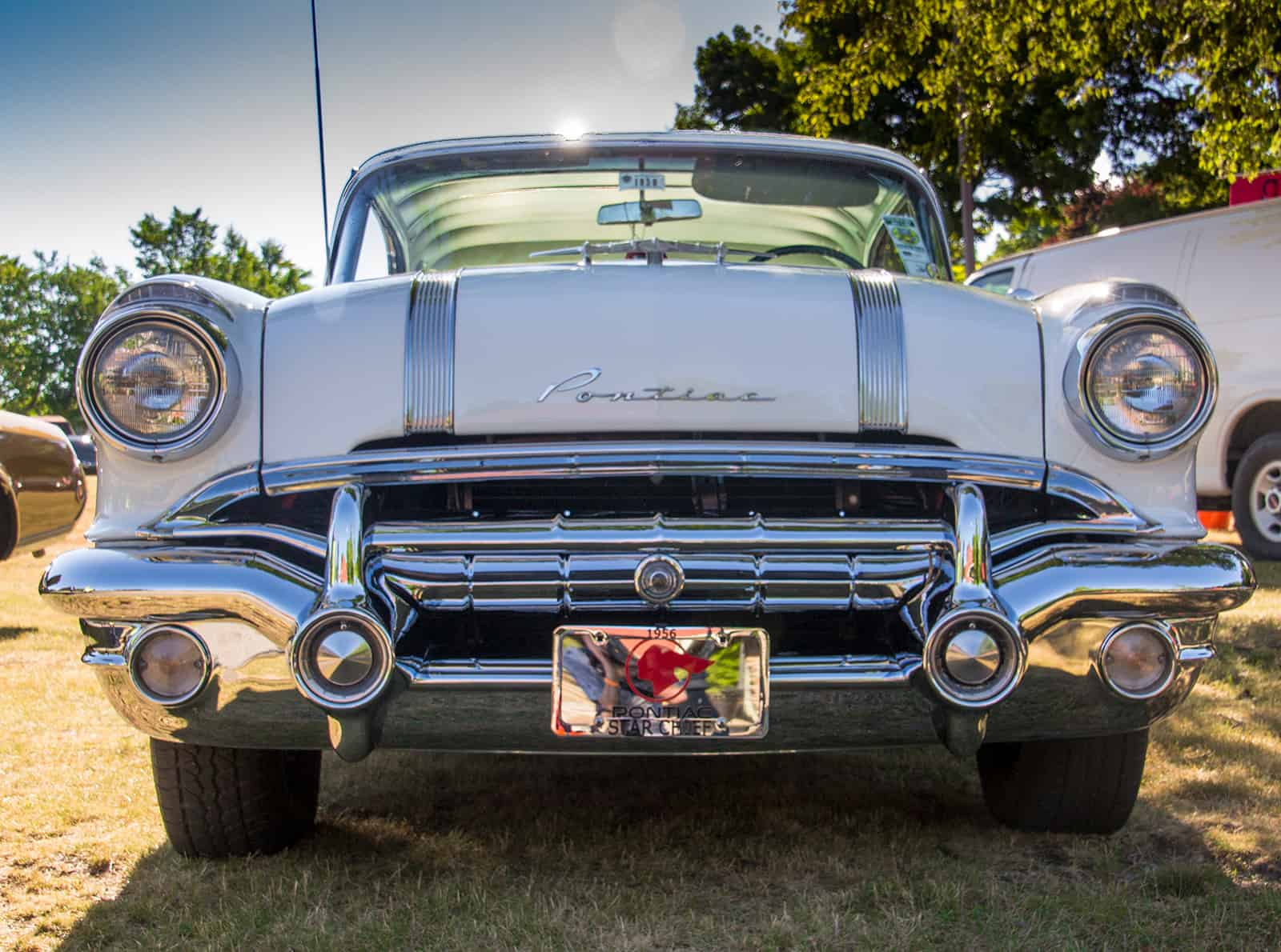 2016 Cars of Summer Worcester 1956 Pontiac Star Chief