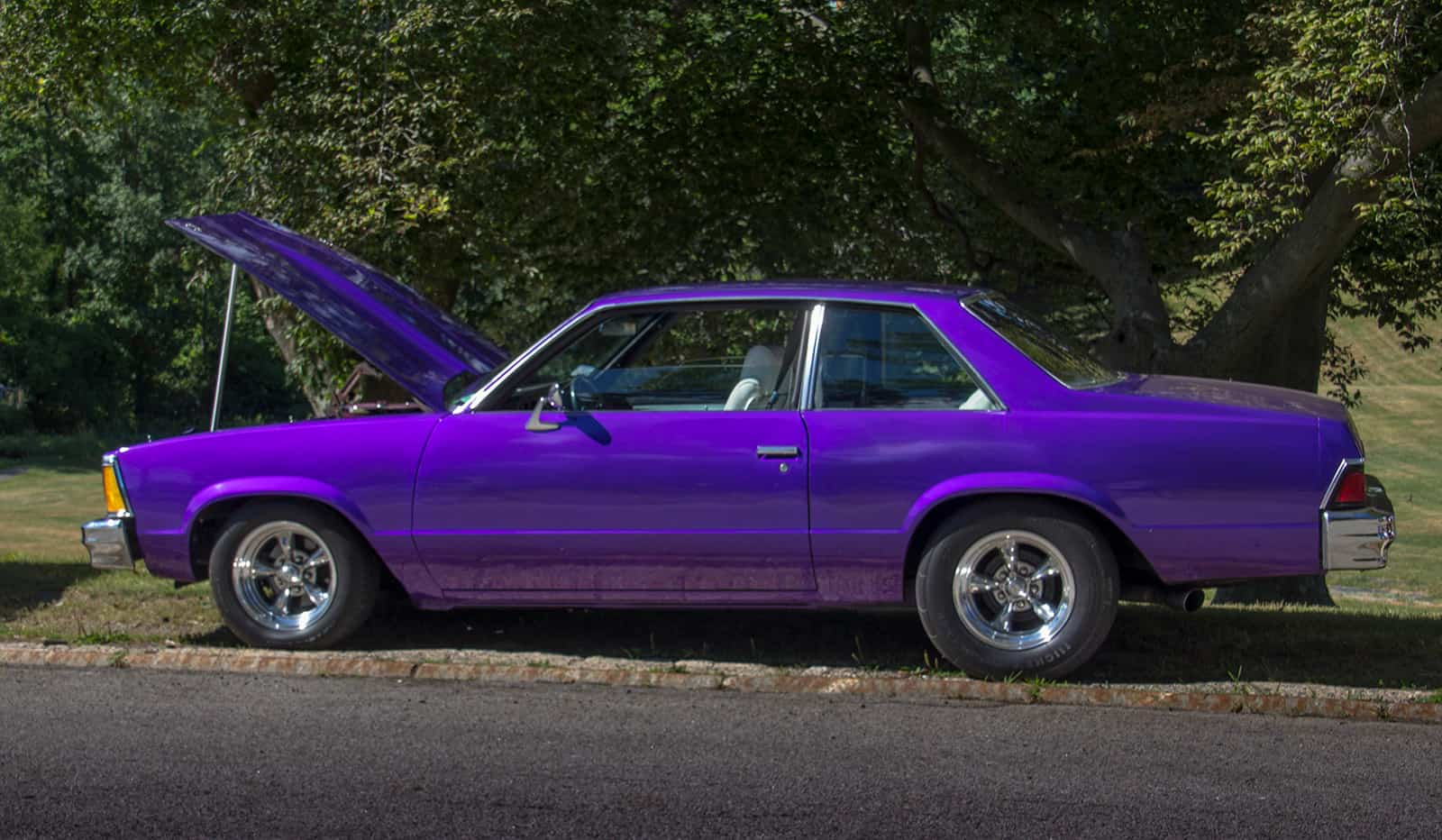 2016 Cars of Summer Purple Classic