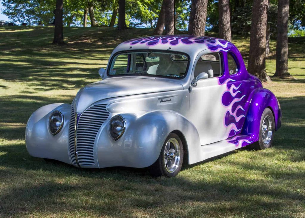 2016 Cars of Summer Street Rod Ford
