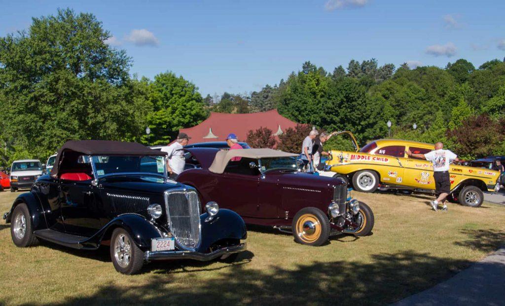 2016 Cars of Summer Vintage Street Rods