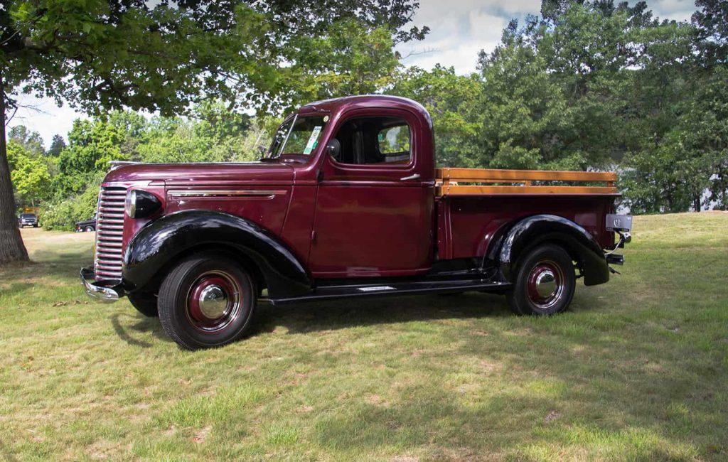 1938 Plum Chevrolet Pickup Truck: 2016 Cars of Summer