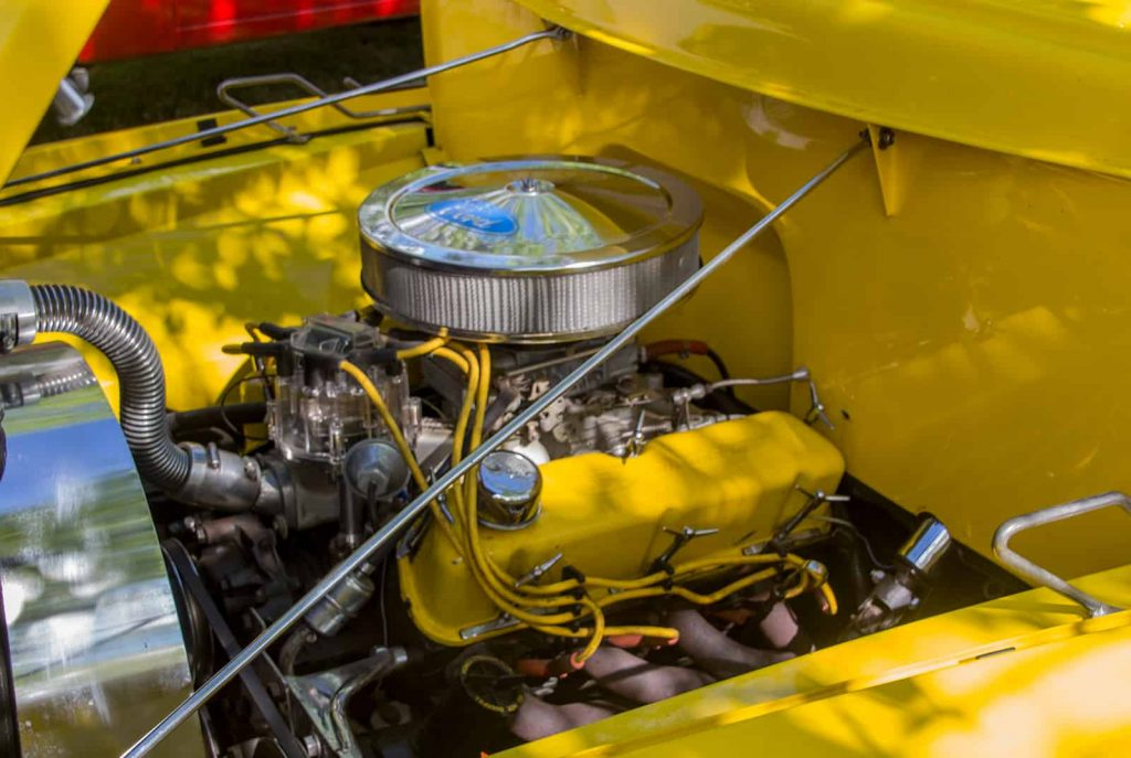 2016 Cars of Summer Vintage Yellow Truck
