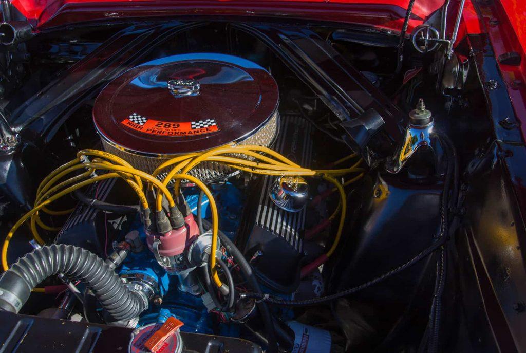 2016 Cars of Summer Vintage Under the Hood 289