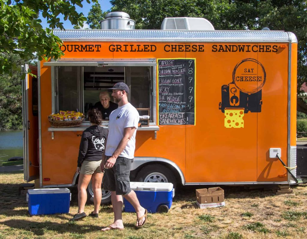 Say Cheese Food Truck in Worcester, Massachusetts
