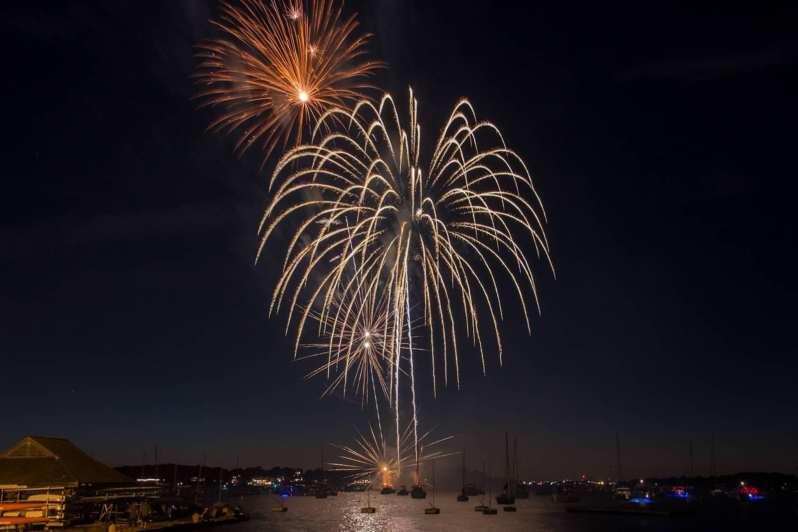 Massachusetts Fireworks - Hingham Fireworks