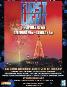 First Light Provincetown 2016-2017