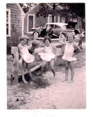 My Cape Cod Story Vintage Photo
